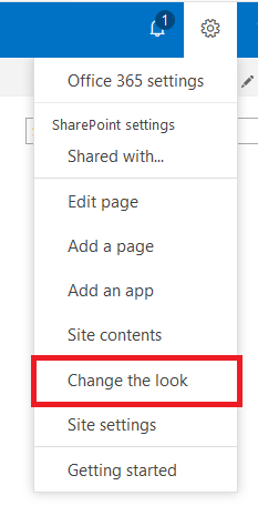 configration options, sharepoint sites