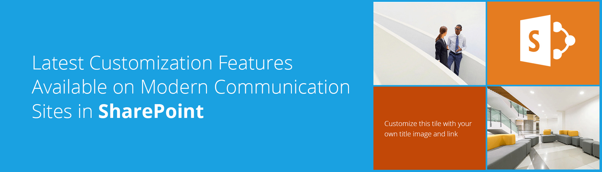 Latest features, Change Theme, Footer, Navigation, Header, SharePoint