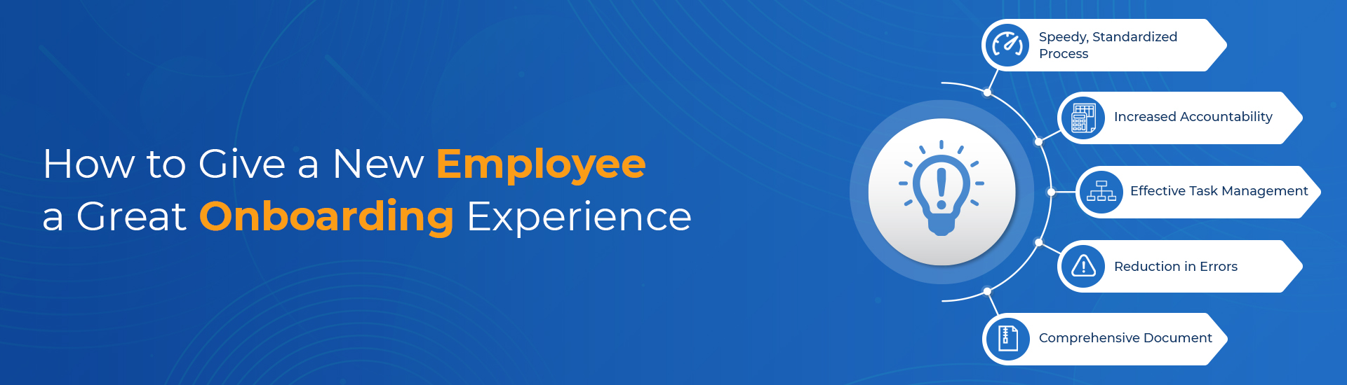 How to Enhance New Employee Onboarding Experiences?