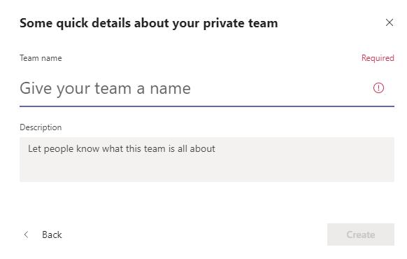 Quick Details About MS Teams