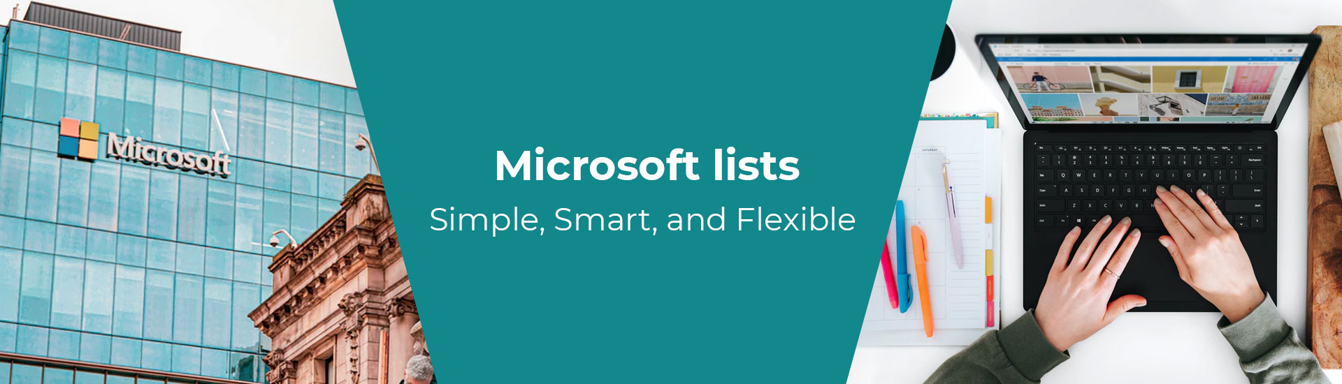 Microsoft lists – Simple, Smart, and Flexible