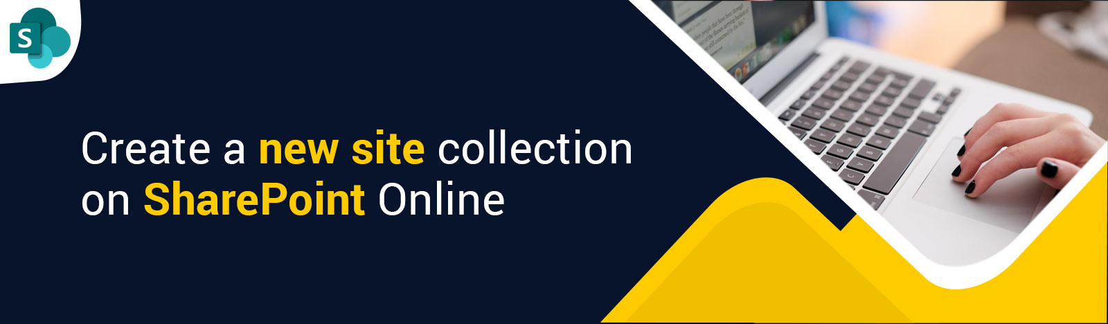 Create a new site collection on SharePoint Online