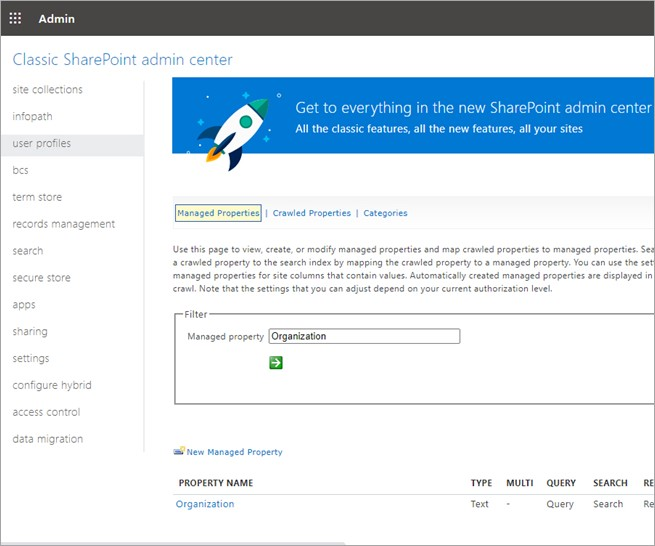 Saving Attributed SharePoint Managed Properties