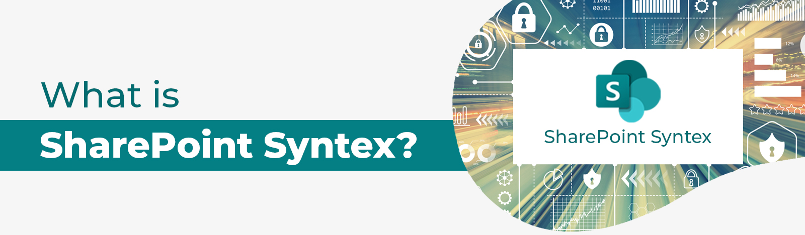What is SharePoint Syntex?