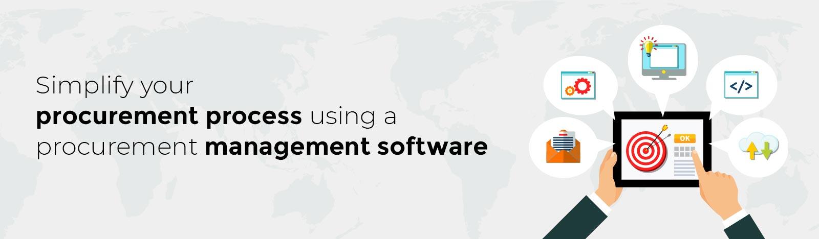 Simplify Your Procurement Process with Procurement Management Software