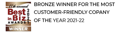 Most Customer Friendly Company of the Year