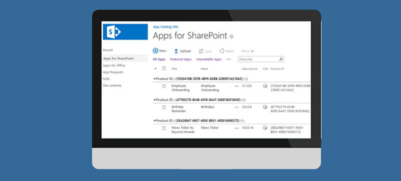 Configure the SharePoint Online App Catalog