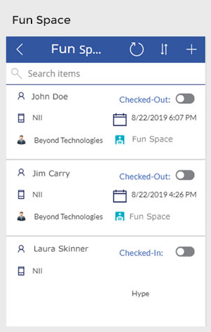 microsoft powerapps examples