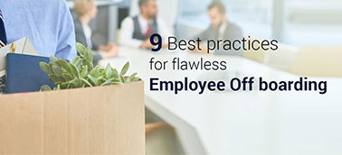 9 Best practices for flawless Employee Offboarding